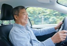 Voice biomarkers for assisted driving