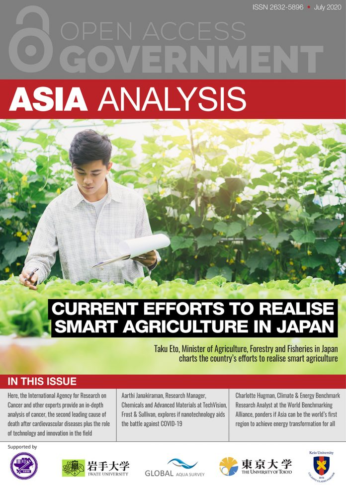 Asia Analysis, July 2020