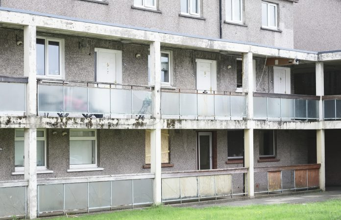 poor housing conditions