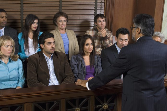 trial by jury, covid