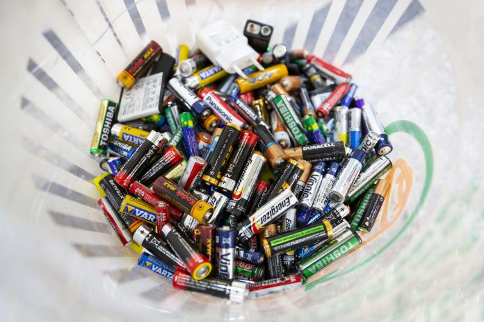 raw materials for batteries