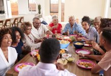 workplace diversity, dinner table conversation