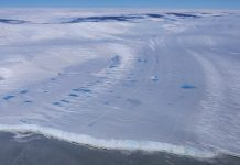Antarctic ice sheet