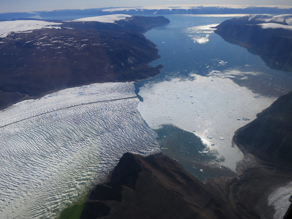 Glacier melting in Greenland: Impact on marine ecosystem and society - Open Access Government