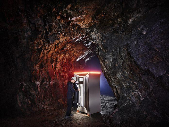 Sensing technologies, ore deposit modelling, X-Mine project