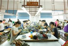 fast fashion industry, lockdown