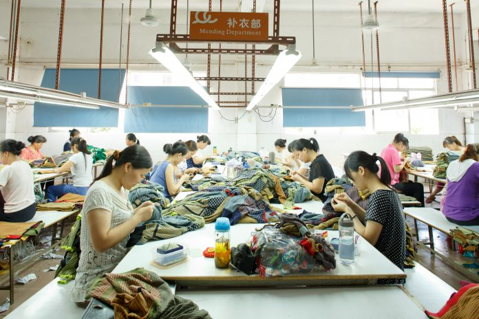 fast fashion industry, lockdown