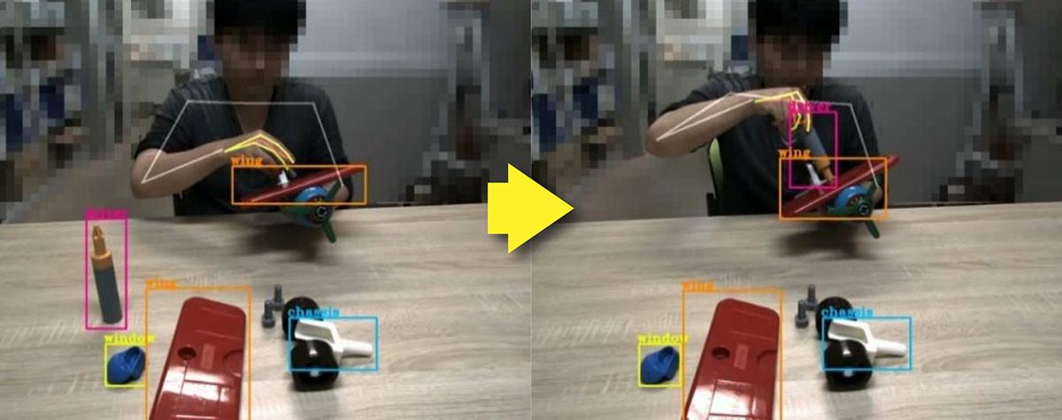 robotic manipulation research, kensuke harada