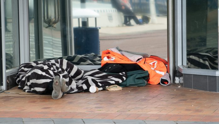 homes for rough sleepers