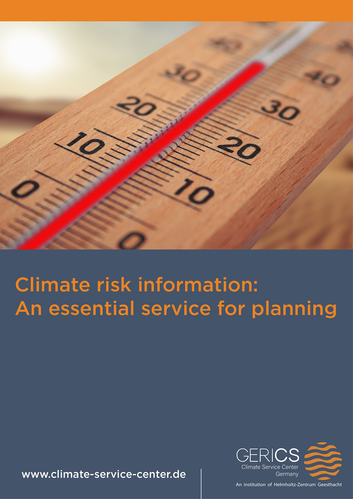 climate risk information