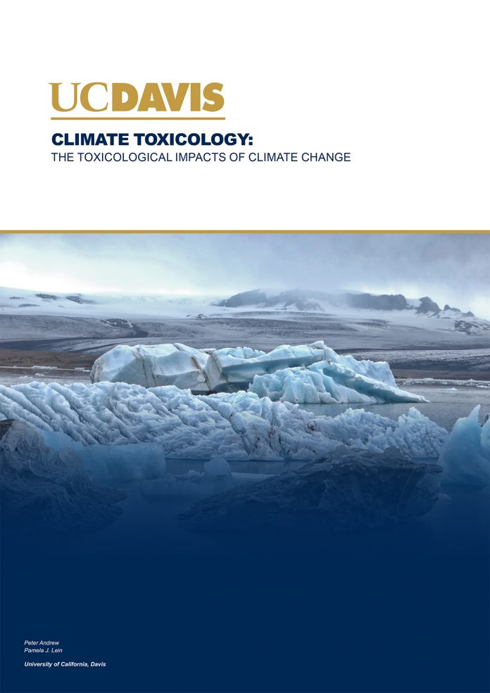 climate toxicology, climate change