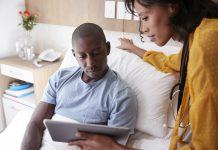 COVID hospitalisation, ethnicity