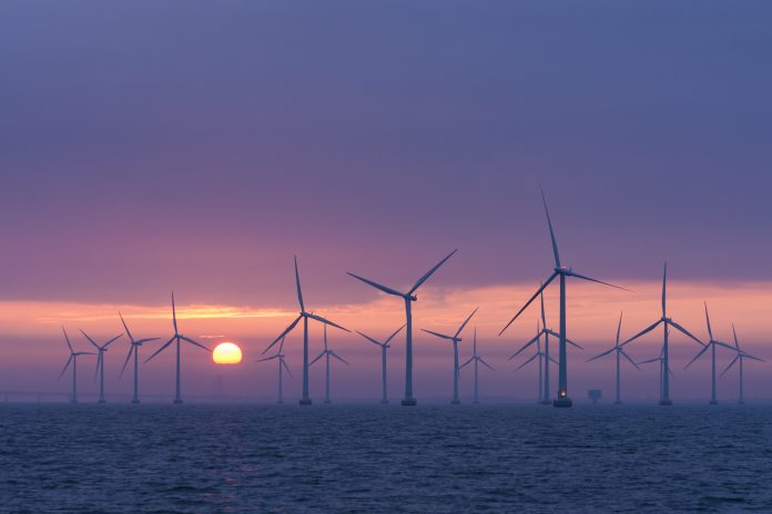 offshore wind capacity, climate
