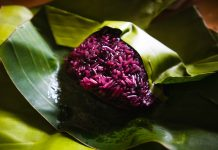 purple rice, genetic diversity