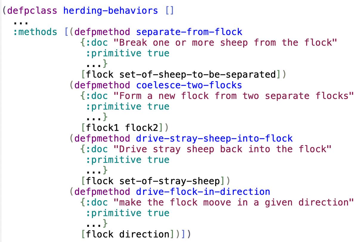 autonomous ai systems, sheep herding