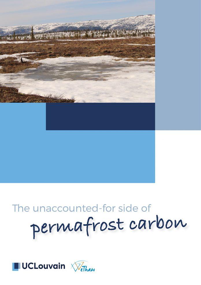 permafrost carbon, UClouvain