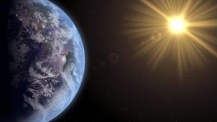 mystery of the sun, astrophysics