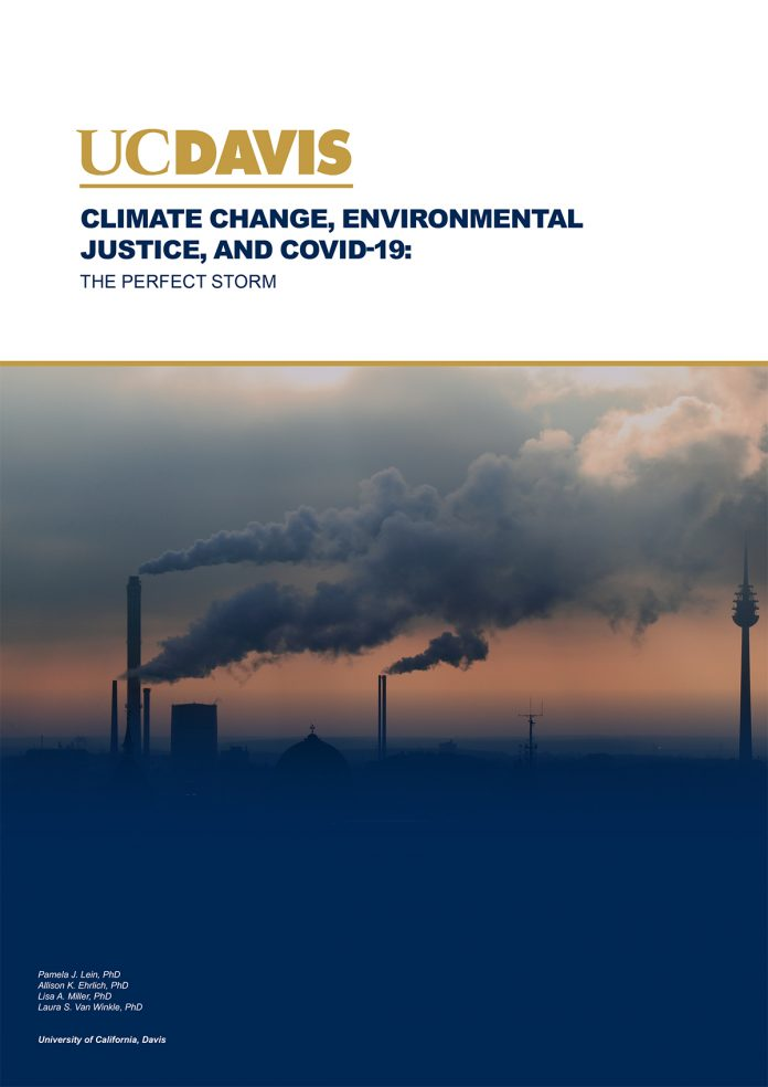 Climate change environmental justice , climate change