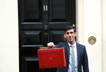 post-COVID budget, rishi sunak
