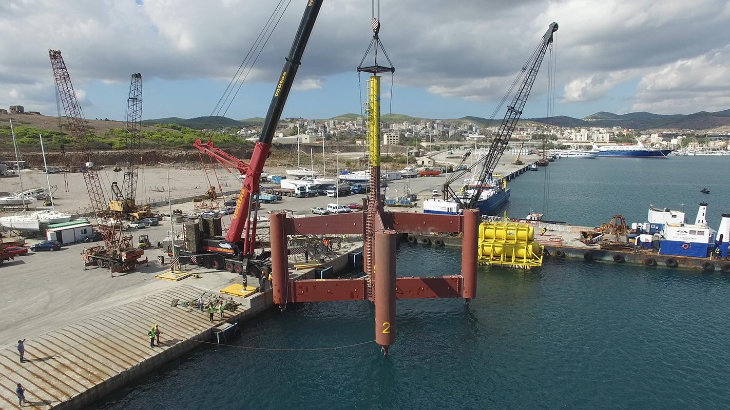énergie éolienne offshore, océan