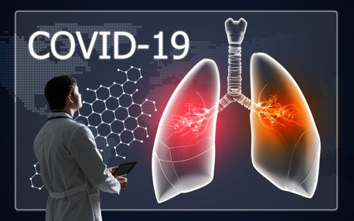 COVID-19 lung damage