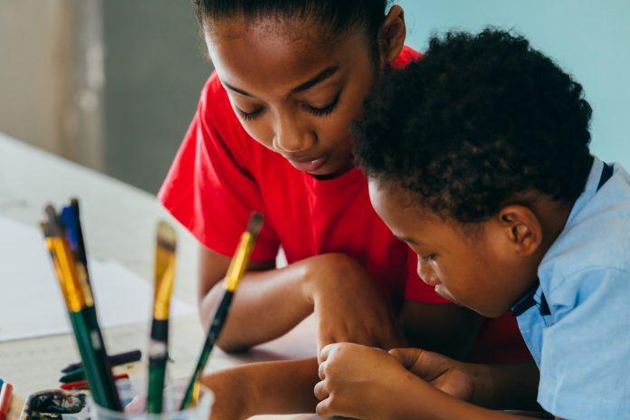 brain development, child health