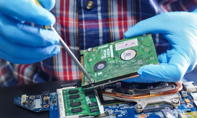 recycling to tackle e-waste
