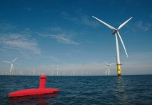 offshore wind farm surveys, global aqua survey