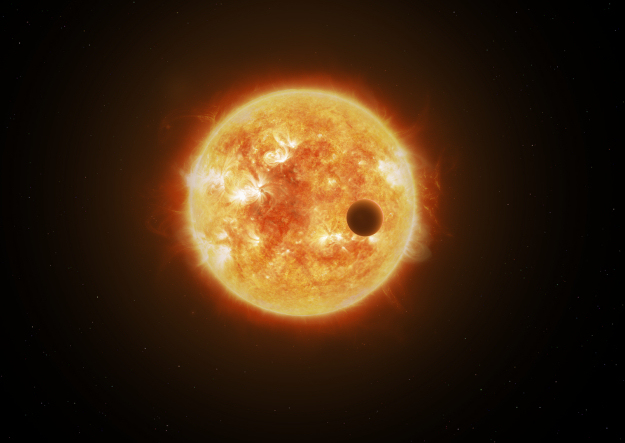extra-solar planets, exoplanets
