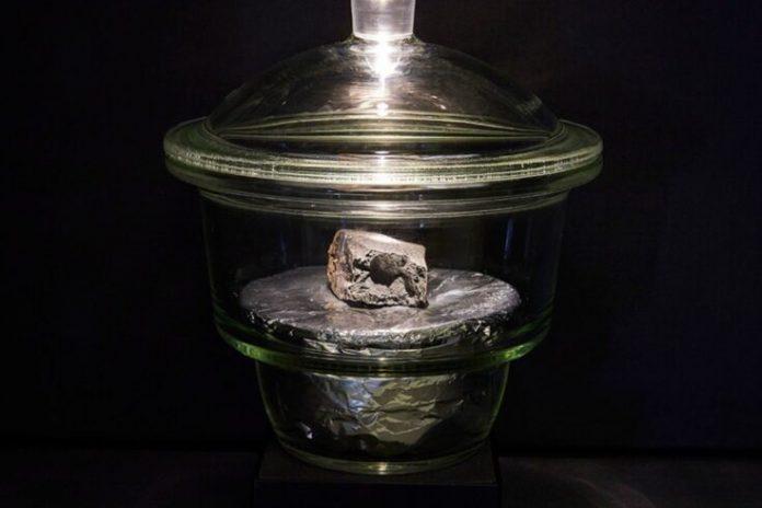 rare meteorite