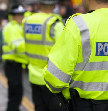 stop and search powers, section 60 stop and search