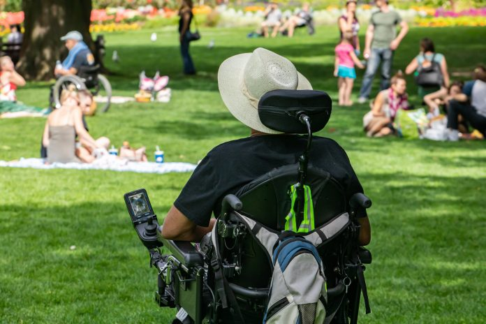 national disability strategy, green paper