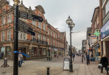 Britain's high street