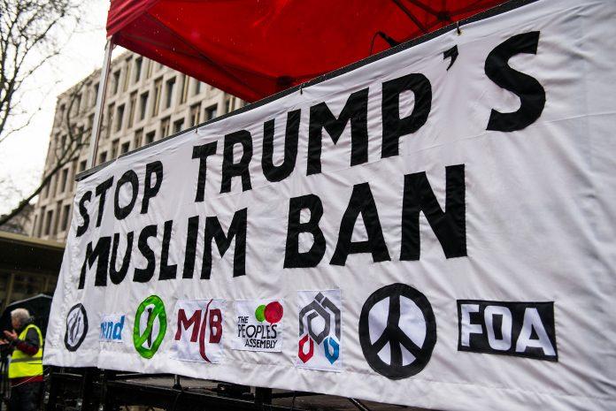 US muslim ban, healthcare access