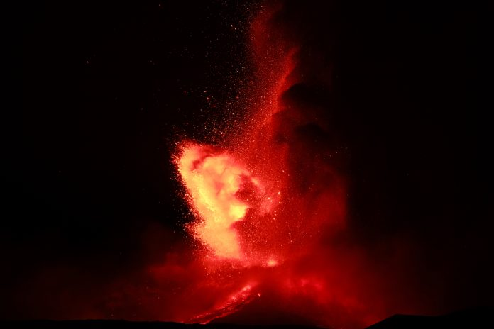 volcanoes earths temperature, chemical weathering