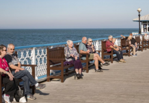 uk's ageing population