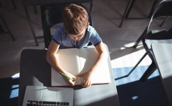 worse remote learning, deprived areas