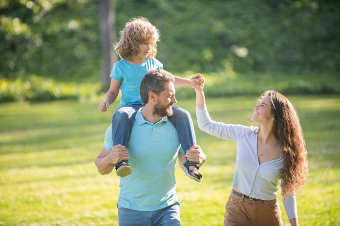 social work for foster families