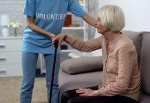 volunteering for the NHS